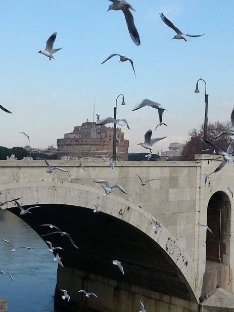 castel san angelo ponte  roma ditte traslochi roma